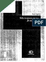 Savigny, Friedrich Karl von. Metodologia Jurídica.pdf