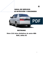 SIST COMBUSTIBLE VW