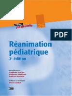 Réanimation Pédiatrique