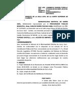 1. - APERSONAMIENTO - LUCILA TUFENIO - ACCIÓN DE AMPARO.docx