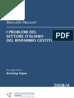 Working Paper Messori 170708