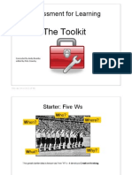 Assessment for Learning Toolkit