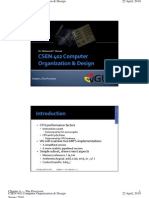CSEN 402 - Ch4 the Processor_4509