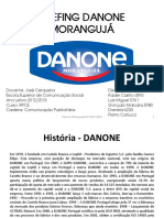 BRIEFING DANONE