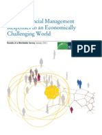 Public Financial Management Responses to an Economically Challenging World 2011 ICGFM Survey