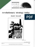 Daniel Bensaid - Revolutionary Strategy Today