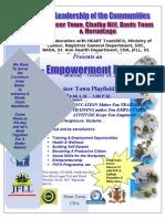 Flyer - Empowerment Fair