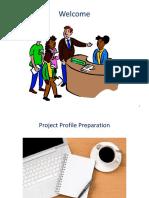 Project Profile Preparation-2020