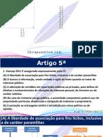 Fichamento art 5