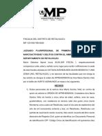 ORDEN DE APREHENSION  Clinica P. Penal 2020