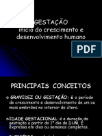 PERIODO EMBRIONÁRIO PERÍODO FETAL E PERÍODO NEONATAL (CLASSIFICAÇÃO DO RN).ppt