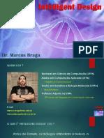 Lecture - Intelligent Design - Marcus Braga