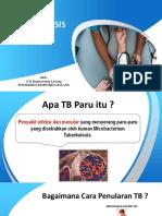 ppt TB paru
