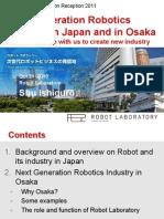 Presentation Ville Osaka
