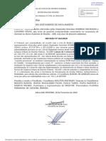 Decisão TCDF - Chorume