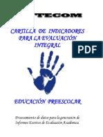 Cartilla Preescolar 2015