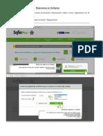 Registro SOFIA Plus