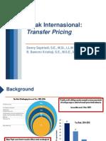 Fundamentals of Transfer Pricing & Associated Enterprise