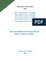 Template - TCC EAD - Prof. Daniel Nobrega