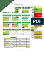 COMPLETO CALENDARIO POR PARCIALES 2019-MSc. GREN GAIBOR