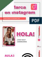 MarkSocial_Tu marca en Instagram