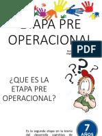 ETAPA PRE OPERACIONAL-1