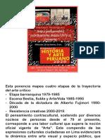 Arte y pensamiento contracultural desde 1979 al presente