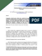 Honorato Processos civilizadores e constituição de grupos sociais