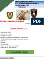 OPERATORIA POLICIAL