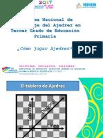 Como jugar ajedrez
