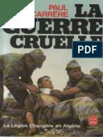 Bonnecarrère Paul - La guerre cruelle.pdf