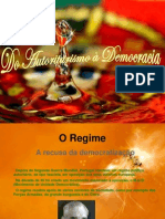 Do Autoritarismo à Democracia.fm
