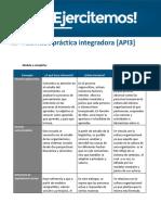 API 3 CULTURA ORGANIZACIONAL..