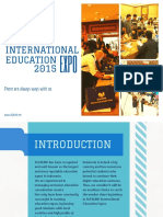 Proposal ALFALINK International Education Expo 2015