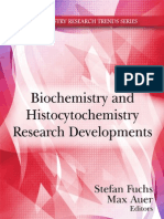 Biochemistry and Histocytochemistry Research Developments
