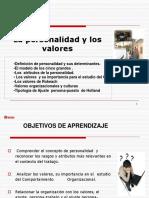 Personalidad y valores-2012-1