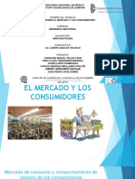 Diapositivas para la exposición de Mercadotecnia