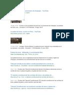 Pelea de Toros por el aniversario de Arequipa