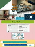 Escala de Inteligencia de Weschler para niños (