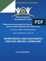 17 and 18 Century British Literature
