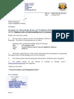 surat jemputan guru besar Malaysia  2015