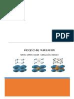 Proceso- Estructuras Cristalinas