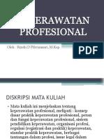 1. KONSEP DASAR KEPERAWATAN PROFESIONAL
