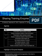 Sharing Training Enzyme DSM