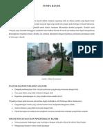 Paper Pompa Banjir
