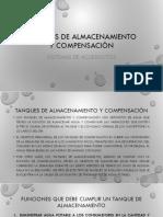 4. TANQUES DE ALMACENAMIENTO