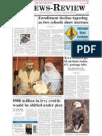 Vilas County News-Review, Dec. 8, 2010