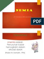 FIX PROLANIS ANEMIA