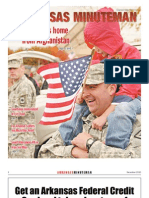 Arkansas Minuteman - December 2010 edition