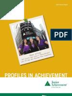 2010 JA New York Annual Report